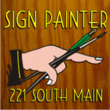 Sign Painter JNL