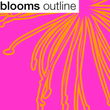 We Love Nature™ Blooms Outline