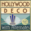 Hollywood Deco SG™