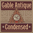 Gable Antique Condensed SG™