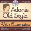 Adonis Old Style SG™