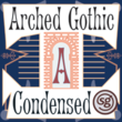 Arched Gothic Condensed SG™
