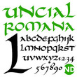 Uncial Romana ND™