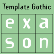 Template Gothic™