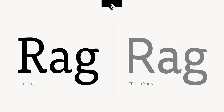 tisa ot font