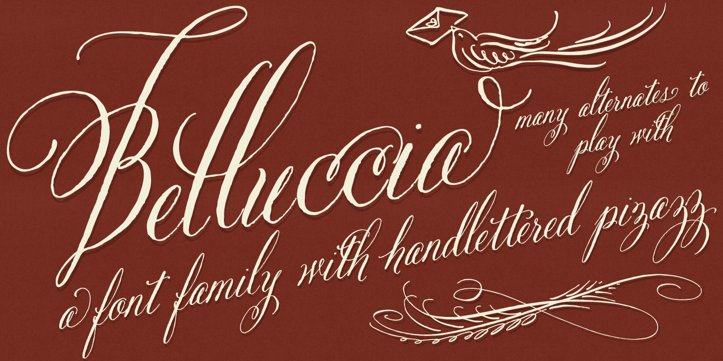 tag:spencerian « MyFonts