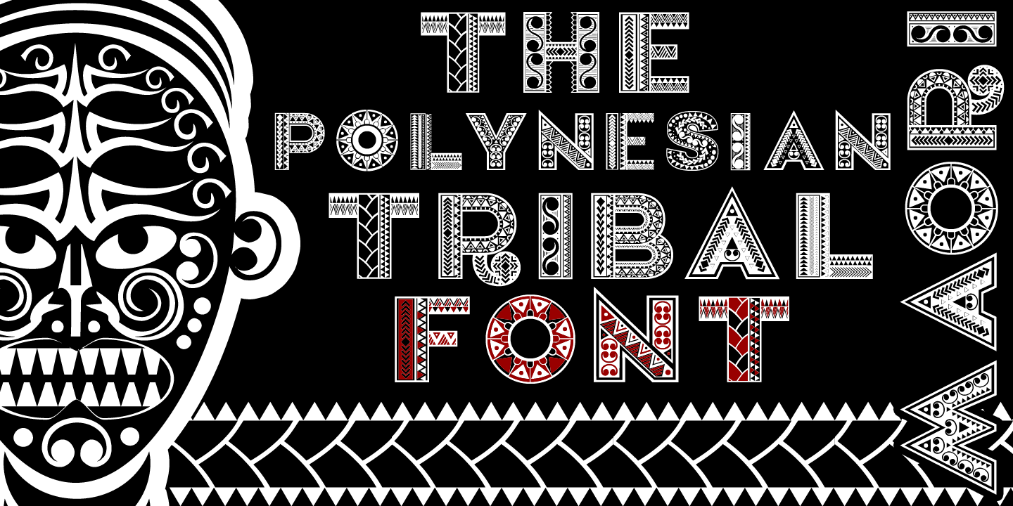 Polynesian Tribal Lettering  Wwwgkidm  The Image. Pesticides Signs. Contoh Murals. Mccree Logo. Dance Class Banners. Leopard Print Lettering. Simpson Stickers. Removable Door Murals. Sportbike Stickers