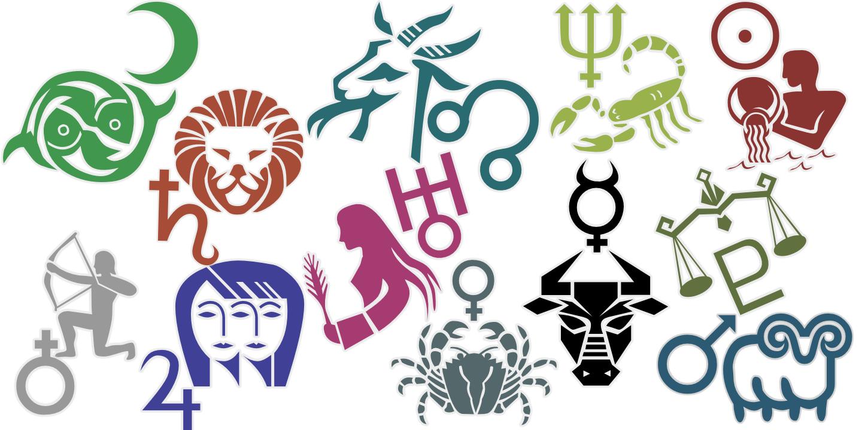 Tagzodiac Symbols Myfonts
