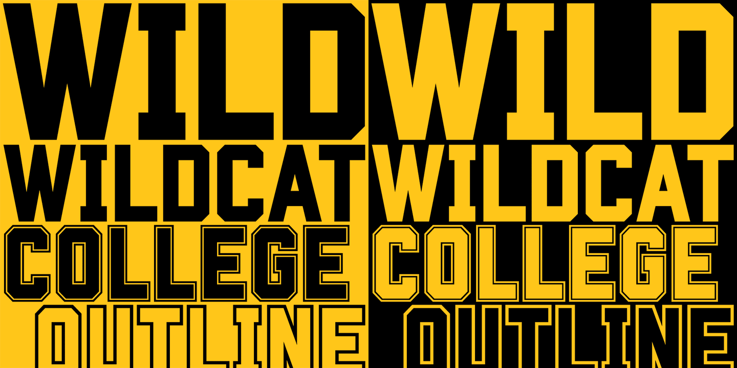 tag:collegiate « MyFonts