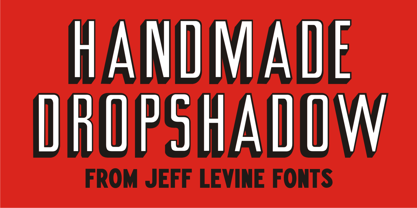 Jeff Levine  Myfonts