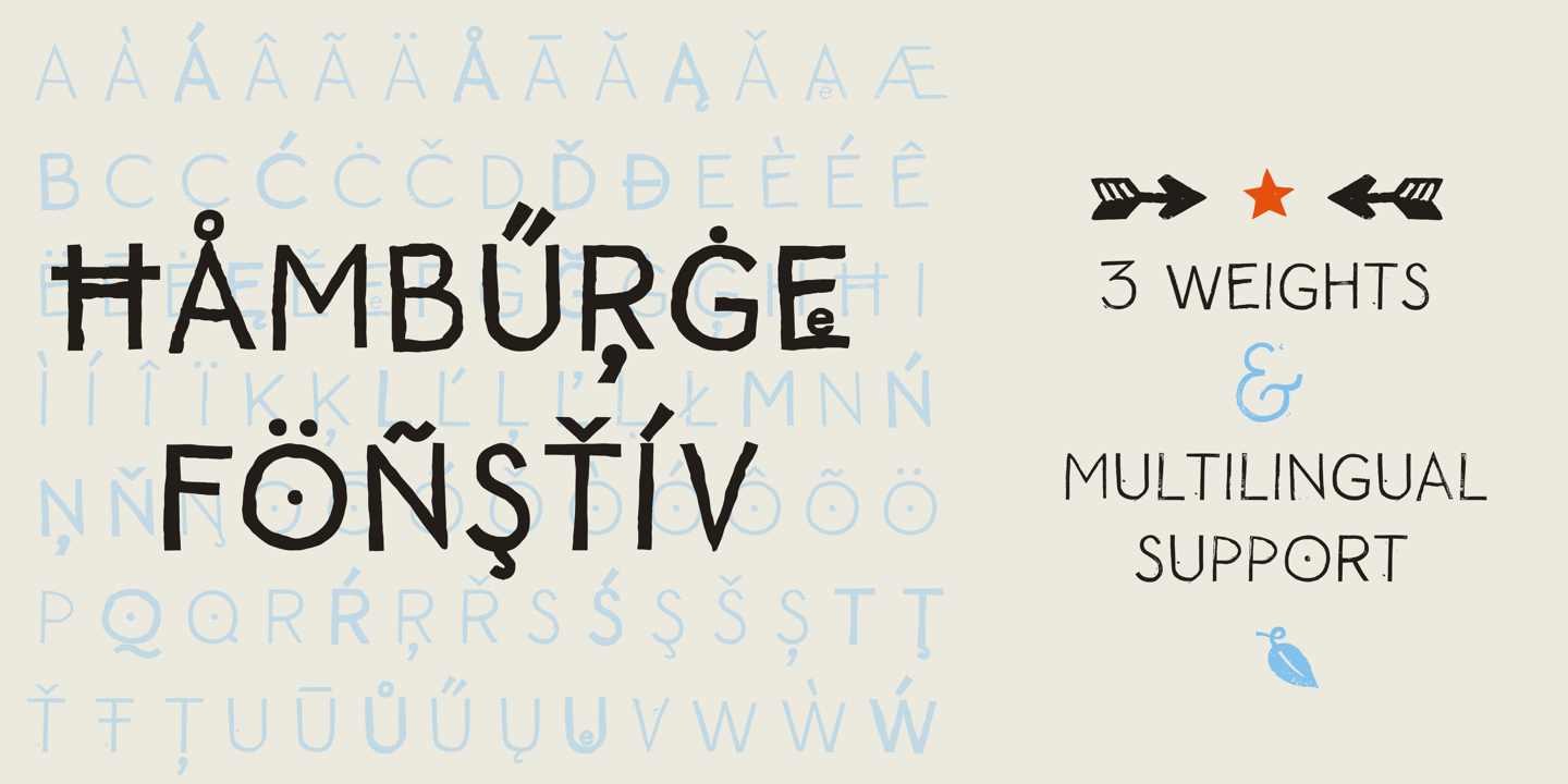 Tagextra Myfonts