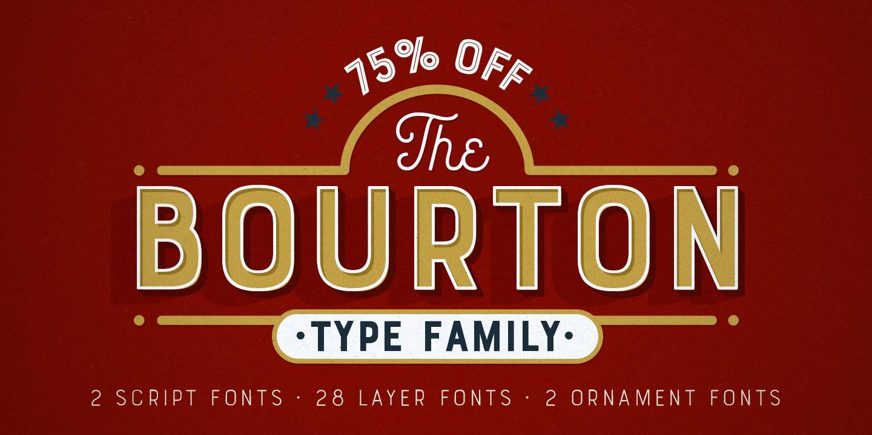 Burton Type Family