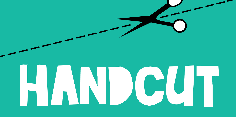 tag:hand-cut « MyFonts