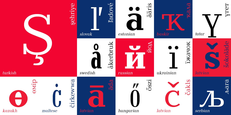 ParaType « MyFonts