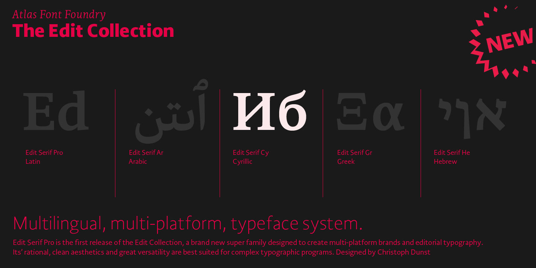 Atlas Font Foundry « MyFonts