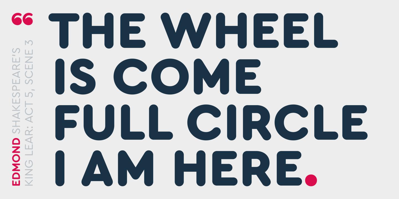 Cera Round Pro - Webfont & Desktop font « MyFonts