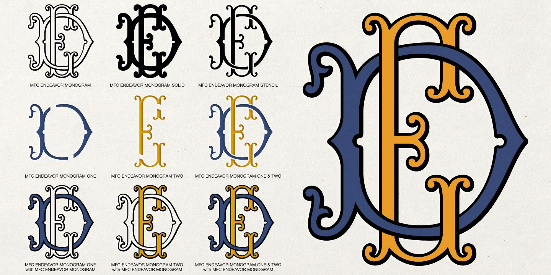 Monogram Fonts Co  « MyFonts
