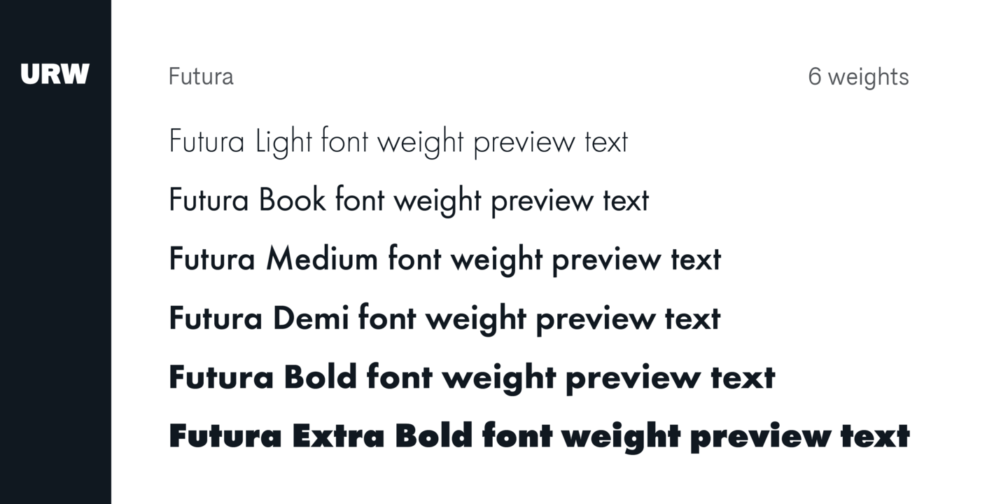 Paul Renner « MyFonts