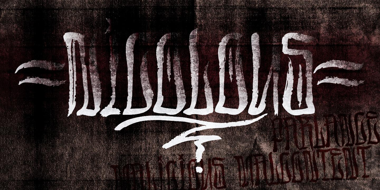 Graffiti Fonts « MyFonts