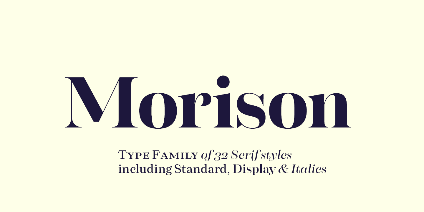 Hot New Fonts « MyFonts