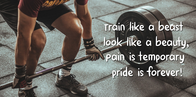 pain is temporary pride is forever deutsch