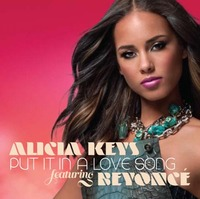 Alicia Keys Put It In single by unknown
