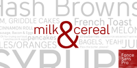 Milk & Cereal by Ryan Ford