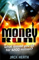 Money Run ebook cover by Usborne Publishing UK