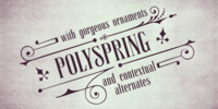 Polyspring by PintassilgoPrints