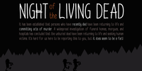 Night of the Living Dead by Elwin Berlips