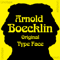 Arnold Boecklin Poster