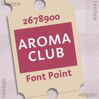 Linotype Aroma