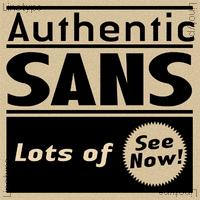 Linotype Authentic Sans