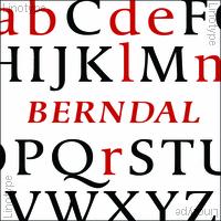 Berndal Poster