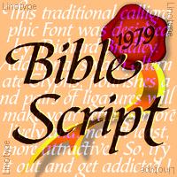 Bible Script