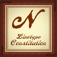 Linotype Constitution