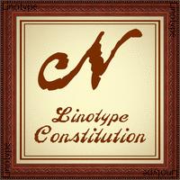 Linotype Constitution