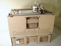 CandyFab 6000 by Evil Mad Scientist Laboratories
