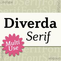 Diverda Serif