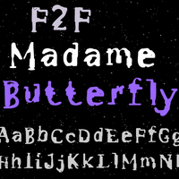 F2F Madame Butterfly