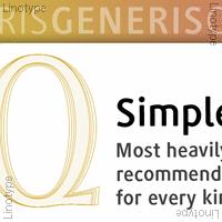 Generis Simple