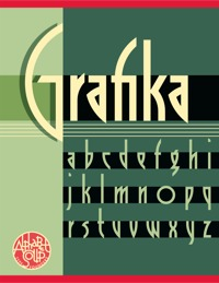 Grafika Brochure by Michael Doret