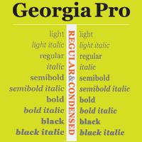 Georgia Pro
