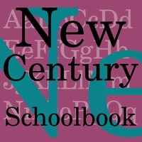 New Century Schoolbook Cyrillic