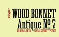 Wood Bonnet Specimen PDF