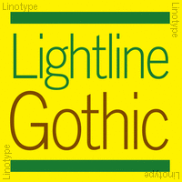 Lightline Gothic