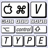 Mac Key Caps Pi