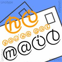 Linotype Mailbox