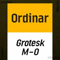 Linotype Ordinar