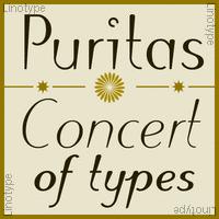 Linotype Puritas